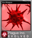 Plague Inc Evolved Foil 7