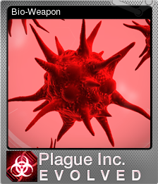 Plague Inc Evolved Foil 7