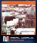 Real World Racing Card 5