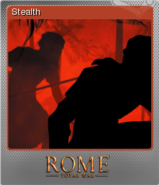 Rome Total War Foil 6