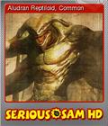 Serious Sam HD The First Encounter Foil 1