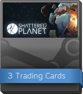 Shattered Planet Booster Pack