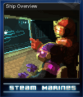 Steam Marines Card 4