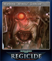Warhammer 40,000 Regicide Card 04