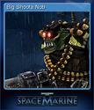 Warhammer 40,000 Space Marine Card 13