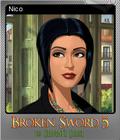 Broken Sword 5 Foil 6