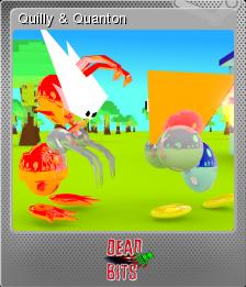 Dead Bits Foil 7