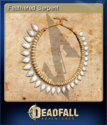 Deadfall Adventures Card 14