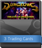 Dungeons The Eye of Draconus Booster Pack