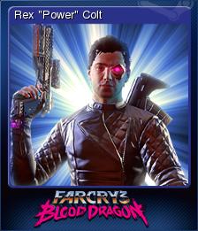 Far Cry 3 Blood Dragon Card 4