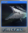 Firefall Card 01 Foil