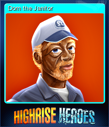 Highrise Heroes Word Challenge Card 08