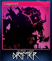 Hyper Light Drifter Card 5