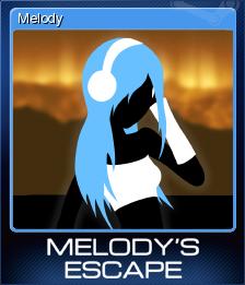 Melody's Escape Card 1