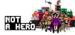 NOT A HERO Logo