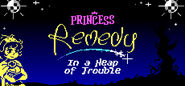 Princess Remedy in A Heap of Trouble