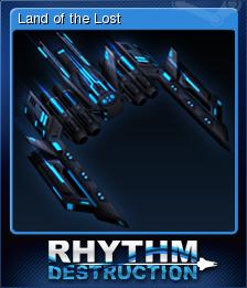 Rhythm Destruction Card 2