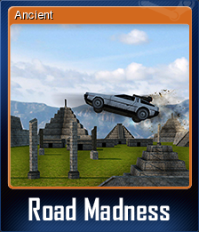 Road Madness Card 4