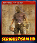 Serious Sam HD The First Encounter Card 4