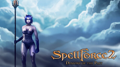 SpellForce 2 - Demons of the Past Artwork 6