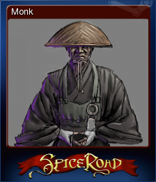 Spice Road Card 8