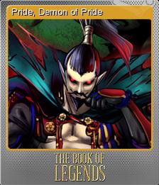 The Book of Legends Foil 6