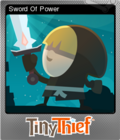 Tiny Thief Foil 6