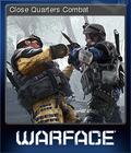 Warface Card 1
