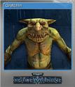 Warhammer 40,000 Space Marine Foil 12