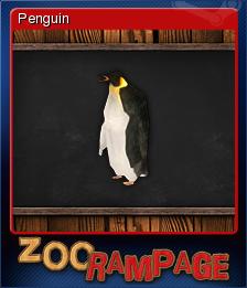 Zoo Rampage Card 3