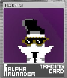 Alpha Runner Foil 2