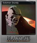 Batman Arkham Origins Blackgate Foil 2