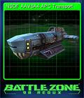Battlezone 98 Redux Card 08