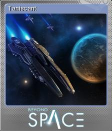 Beyond Space Foil 1