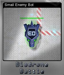 Biodrone Battle Foil 3