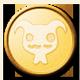 Chompy Chomp Chomp Badge 3