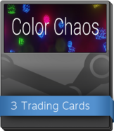 Color Chaos Booster Pack