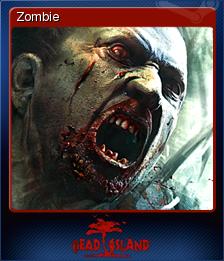 Dead Island Card 9