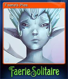 Faerie Solitaire Card 3