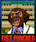 Fist Puncher Card 6
