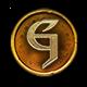Gauntlet Badge 4