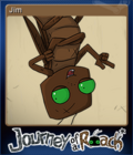 Journey of a Roach Card 2