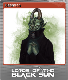 Lords of the Black Sun Foil 2
