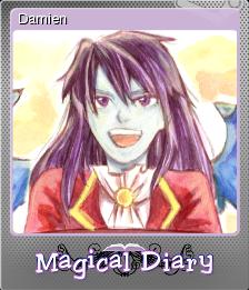 Magical Diary Foil 4