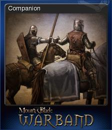 Mount & Blade Warband Card 4