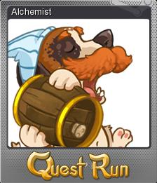 Quest Run Card 09 Foil