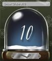 Snow Globes Foil 10