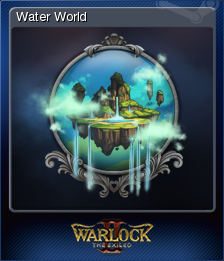 Warlock 2 the Exiled Card 09