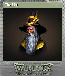 Warlock Master of the Arcane Foil 4