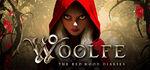 Woolfe - The Red Hood Diaries Logo